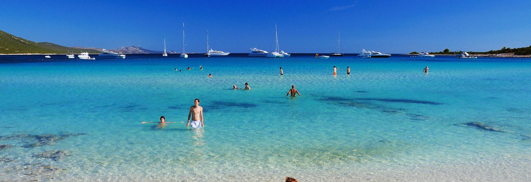 The dream beach